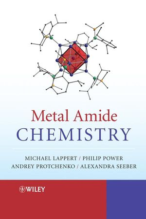 Metal Amide Chemistry (047074037X) cover image