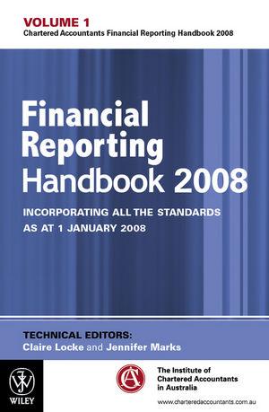 Financial Reporting Handbook 2008