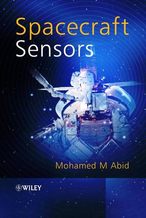 Spacecraft Sensors (047086527X) cover image