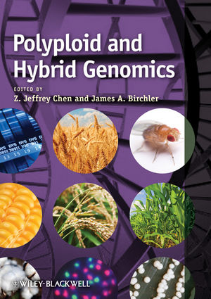 Polyploid and Hybrid Genomics (047096037X) cover image