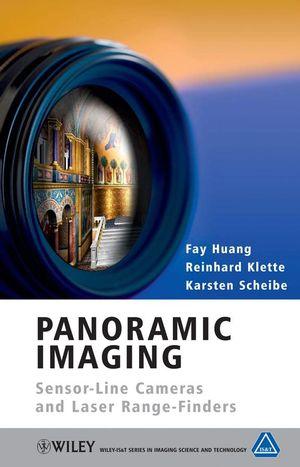 Panoramic Imaging: Sensor-Line Cameras and Laser Range-Finders (047099827X) cover image