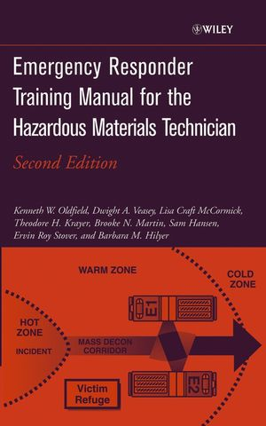 Emergency Responder Training Manual for the Hazardous Materials Technician, 2nd Edition