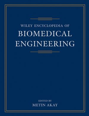 Wiley Encyclopedia of Biomedical Engineering, 6 Volume Set (047124967X) cover image