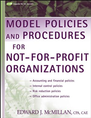 Wiley: Model Policies and Procedures for Not-for-Profit ...