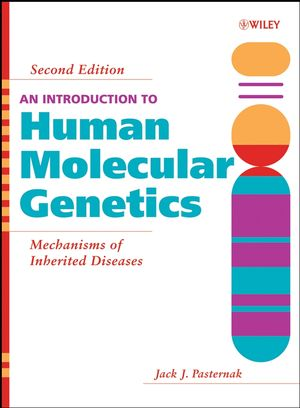 An Introduction to Human Molecular Genetics: Mechanisms of Inherited Diseases, 2nd Edition (047171917X) cover image