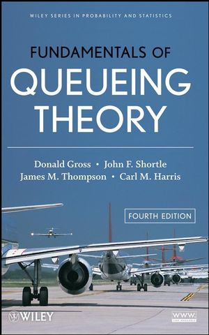 Fundamentals of Queueing Theory, 4th Edition (047179127X) cover image