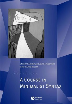 A Course in Minimalist Syntax: Foundations and Prospects (063119987X) cover image