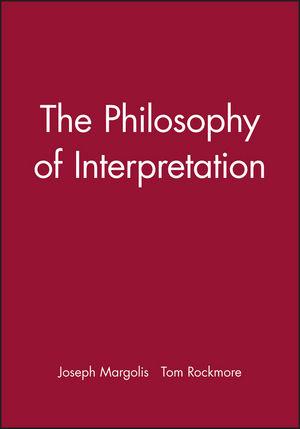 The Philosophy of Interpretation