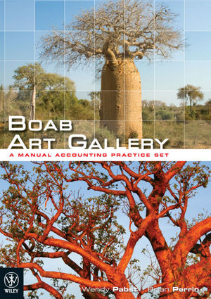 Boab Art Gallery: A Manual Accounting Practice Set