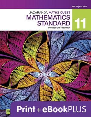 Jacaranda Maths Quest General 2 Preliminary Mathematics 5e LearnOn & Print