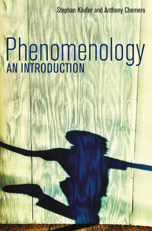 Phenomenology An Introduction Book Cover
