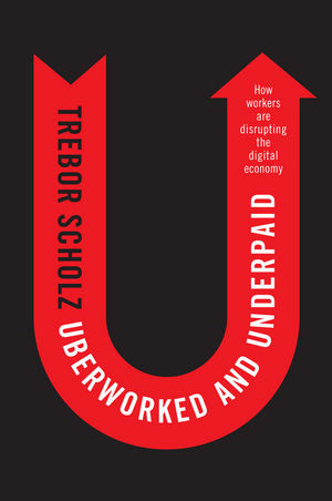 Uberworked and Underpaid: How Workers Are Disrupting the Digital Economy (074565357X) cover image