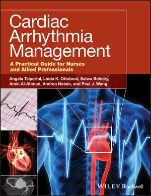 Cardiac Arrhythmia Management: A Practical Guide for Nurses and Allied Professionals (081381667X) cover image