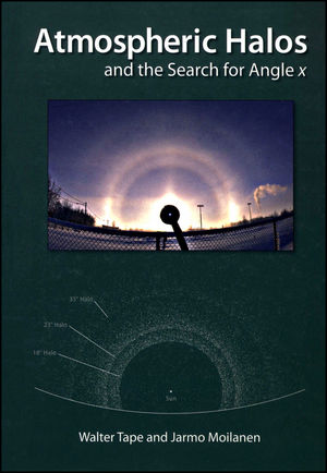 Atmospheric Halos and the Search for Angle x (087590727X) cover image