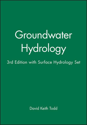 Groundwater Hydrology, 3e with Surface Hydrology Set
