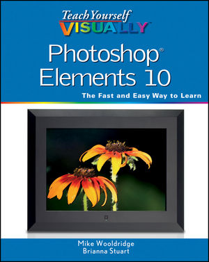 Teach Yourself VISUALLY Photoshop Elements 10 (111821837X) cover image