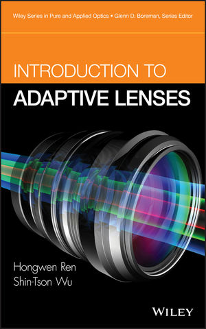 Introduction to Adaptive Lenses (111827007X) cover image