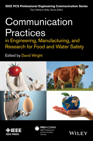 Communication Practices in Engineering, Manufacturing, and Research for Food and Water Safety (111827427X) cover image