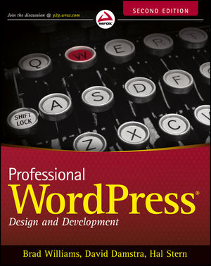 Professional WordPress: Design and Development, 2nd Edition (111844227X) cover image