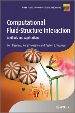 Computational Fluid-Structure Interaction: Methods and Applications (111848357X) cover image