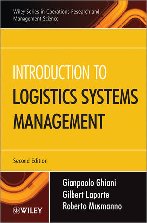 Introduction to Logistics Systems Management, 2nd Edition (111849217X) cover image