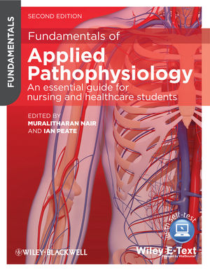 Fundamentals of Applied Pathophysiology: An Essential Guide for Nursing and Healthcare Students, 2nd Edition (111850237X) cover image