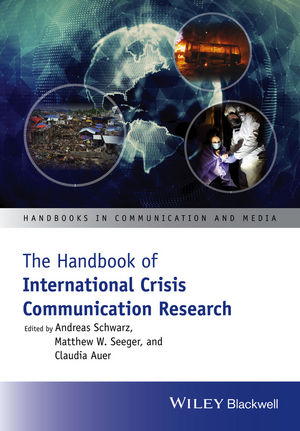 The Handbook of International Crisis Communication Research (111851677X) cover image