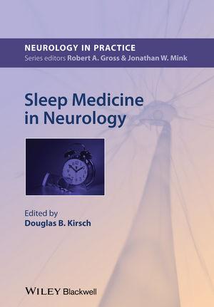 Sleep Medicine in Neurology (111876417X) cover image