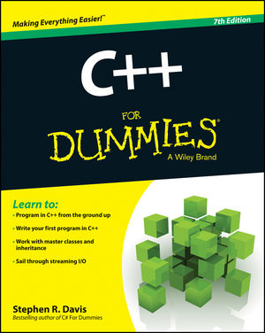 Stephen R. Davis - C++ For Dummies, 7th Edition + CODE [2014, PDF, ENG]