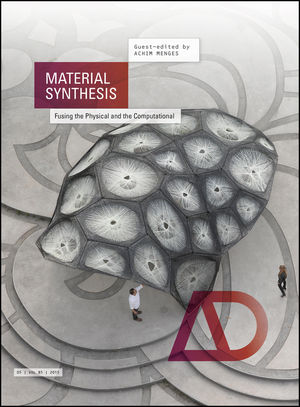 Material Synthesis: Fusing the Physical and the Computational (111887837X) cover image