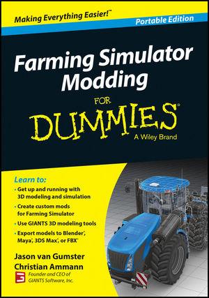 Farming Simulator Modding For Dummies, Portable Edition