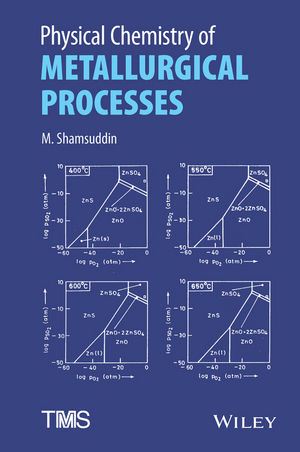 Physical Chemistry of Metallurgical Processes (111907827X) cover image