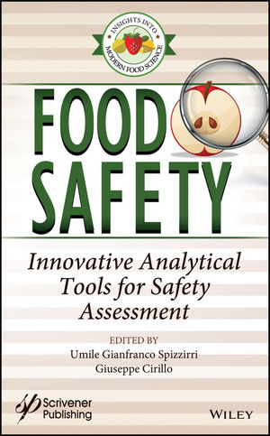 Food Safety: Innovative Analytical Tools for Safety Assessment (111916057X) cover image