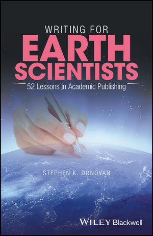 Writing for Earth Scientists: 52 Lessons in Academic Publishing