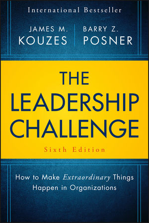 The Leadership Challenge: How to Make Extraordinary Things Happen in Organizations, 6th Edition (111927897X) cover image