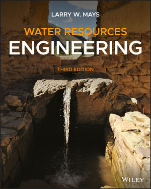 Water Resources Engineering, 3rd Edition