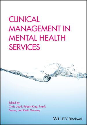 Clinical Management in Mental Health Services (140516977X) cover image