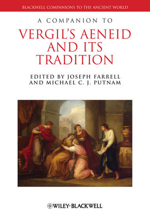 A Companion to Vergil's Aeneid and its Tradition (140517577X) cover image