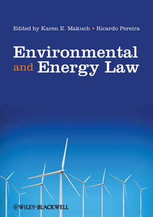 Environmental and Energy Law (140517787X) cover image