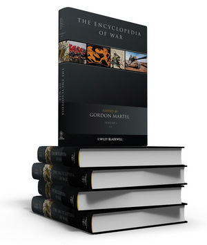 The Encyclopedia of War, 5 Volume Set (140519037X) cover image