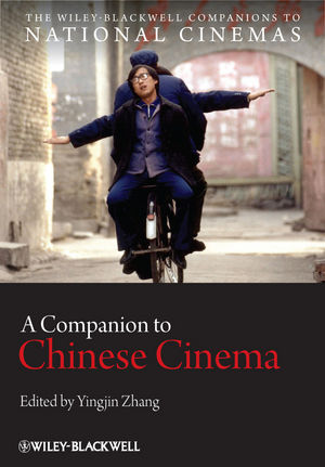 A Companion to Chinese Cinema (144435597X) cover image