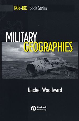 Military Geographies (144439987X) cover image