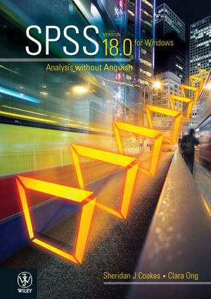 SPSS Version 18.0 for Windows: Analysis Without Anguish (174246727X) cover image