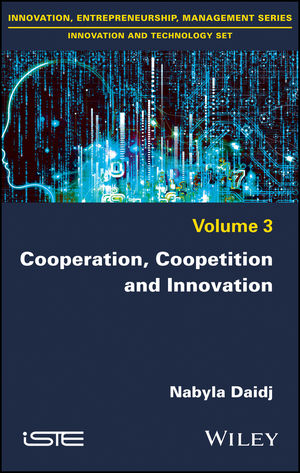 Cooperation, Coopetition and Innovation (178630077X) cover image