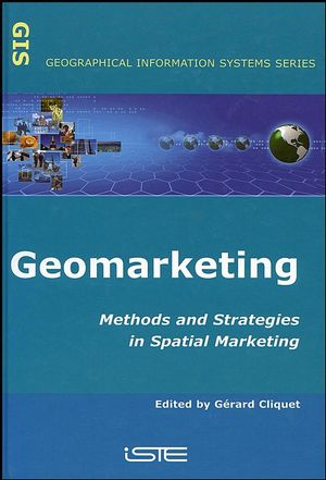 Geomarketing: Methods and Strategies in Spatial Marketing (190520907X) cover image