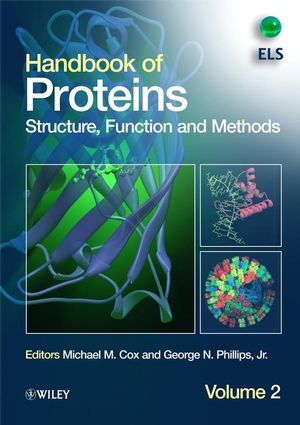 Handbook of Proteins: Structure, Function and Methods, 2 Volume Set, 2 Volume Set