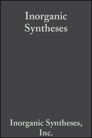 Inorganic Syntheses, Volume 16