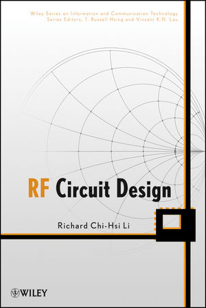 RF Circuit Design (0470167580) cover image