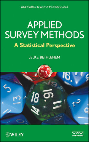 Applied Survey Methods: A Statistical Perspective (0470494980) cover image