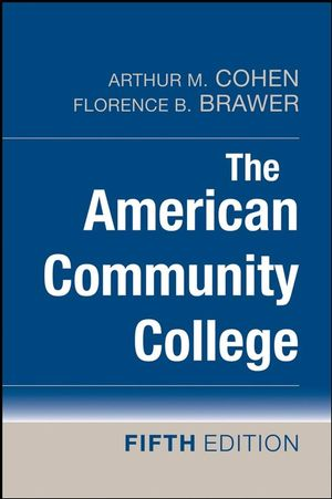 The American Community College, 5th Edition (0470605480) cover image